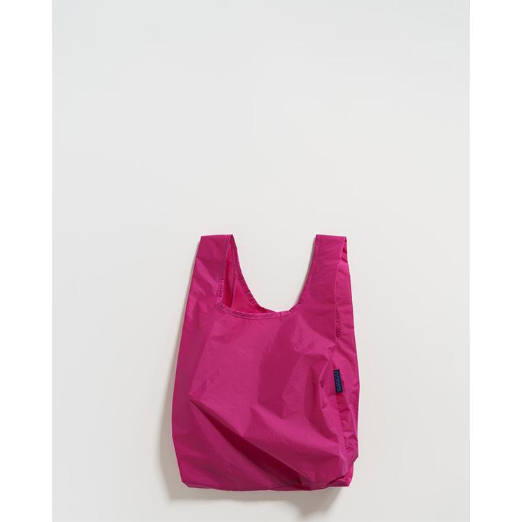 《BAGGU》口袋購物袋(S)-洋紅