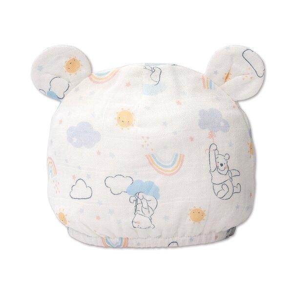 Baby City娃娃城 維尼紗布嬰兒帽