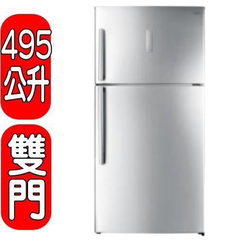 Whirlpool惠而浦【WIT2515G】495L鈦金鋼上下門冰箱 分12期0利率