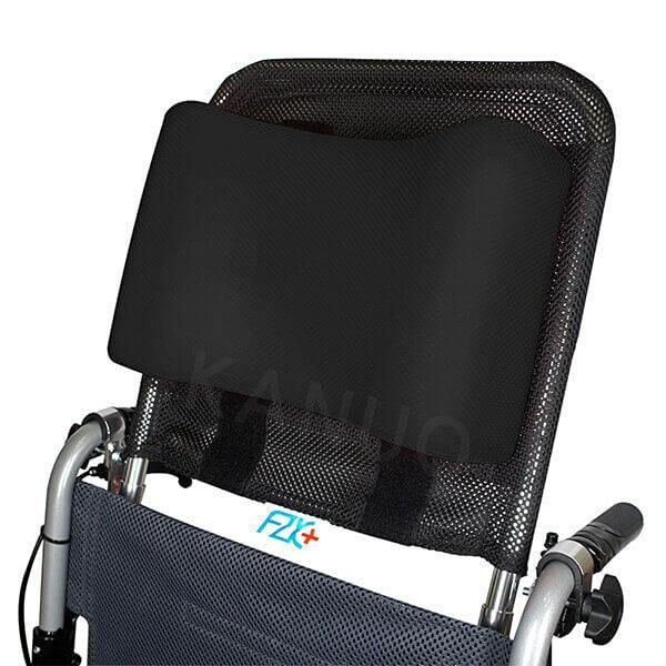 富士康 輪椅頭靠組 頭靠可調角度 頭靠枕黑色