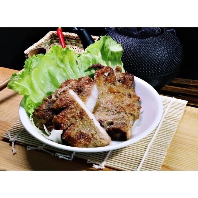 【台南肉品市場 (上品豚)】無骨豬排(約4-5片)