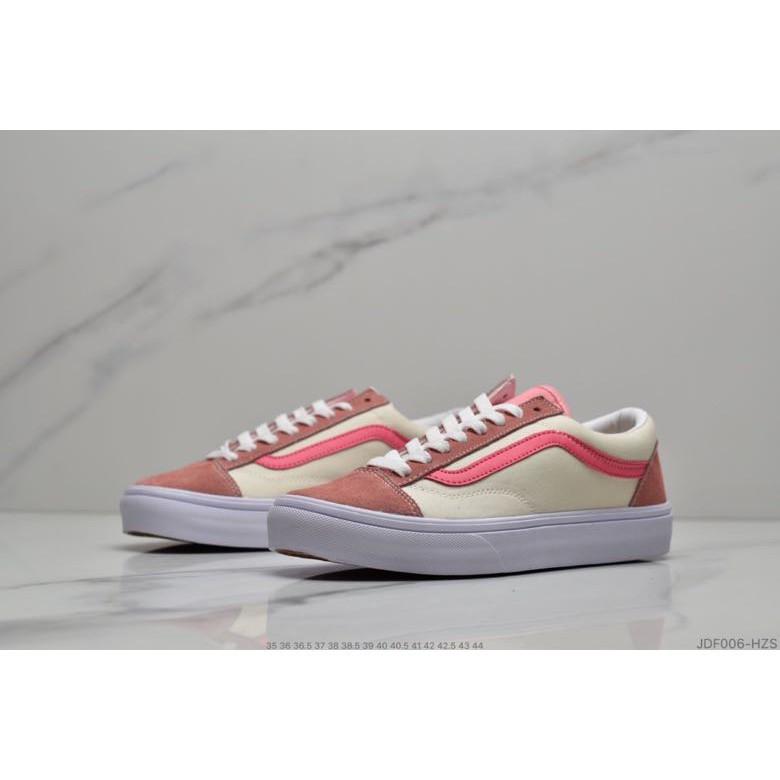 萬斯Vans Style 36 Marshmal 低幫男女板鞋 情侶滑板鞋 學院風休閑鞋 潮鞋 經典款
