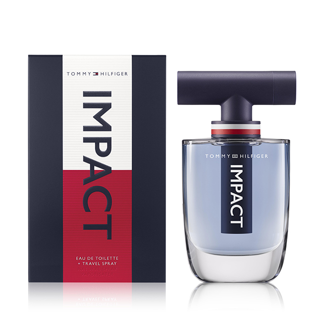 Tommy Hilfiger Impact衝擊效應男性淡香水100ml+針管4ml