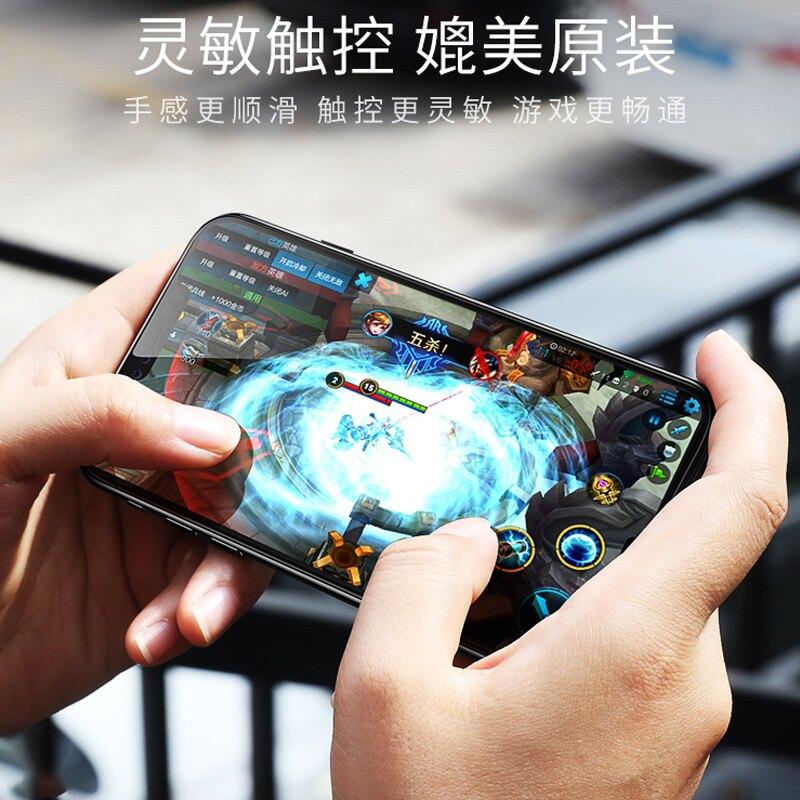 單片裝 iPhone 11 Pro Max 5.8 6.1 6.5吋 5D滿版 鋼化膜 曲面 防爆 保護膜 高清 保護貼