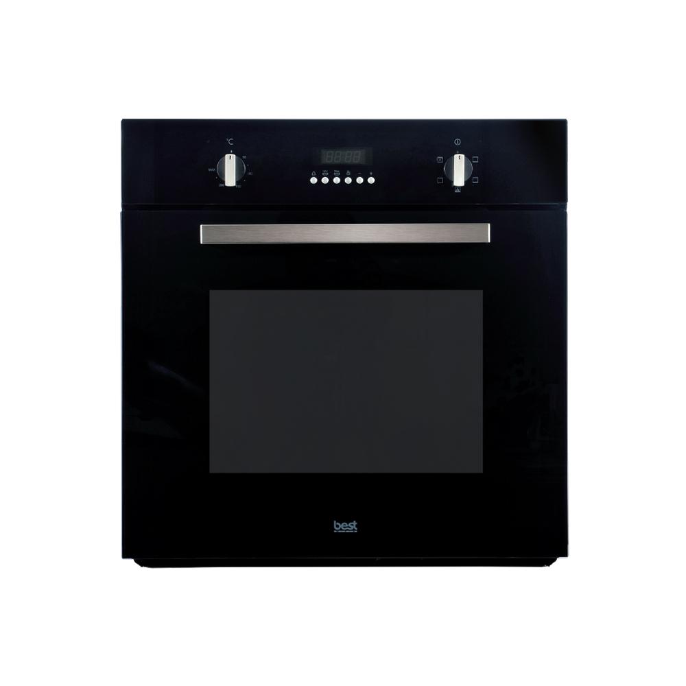 【BEST 貝斯特】嵌入式3D旋風烤箱-無安裝服務 (OV-367BK)