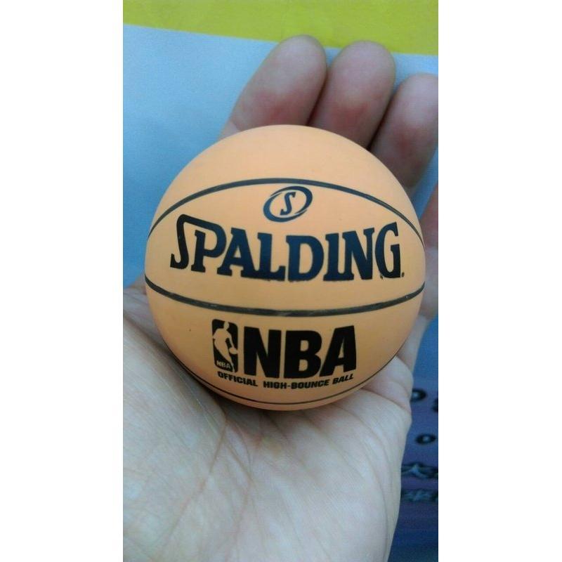 [大自在體育用品]斯伯丁 籃球 超彈力小球 SPA54321大自在含稅附發票
