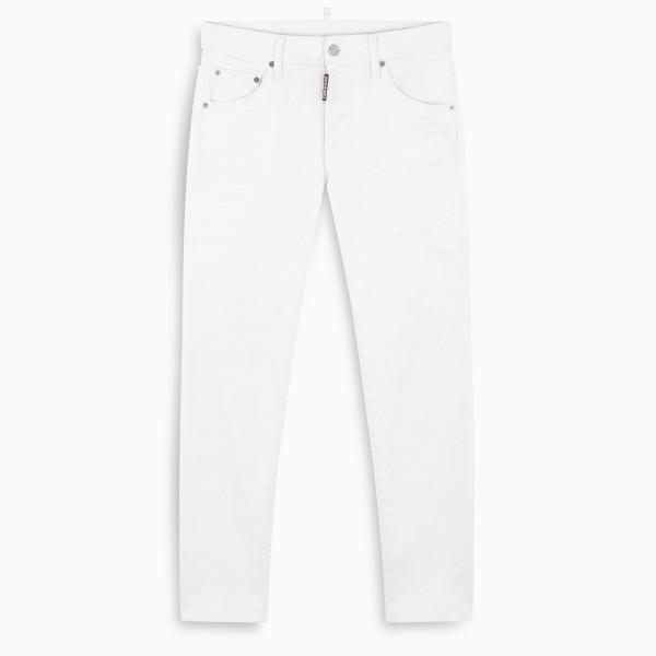 Dsquared2 White skinny jeans