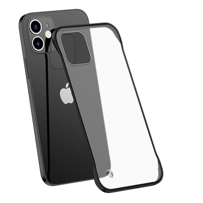 OMG買瘋樂 | 摩斯維 iPhone12/Mini/Pro/ProMax 無邊框 手機 保護殼
