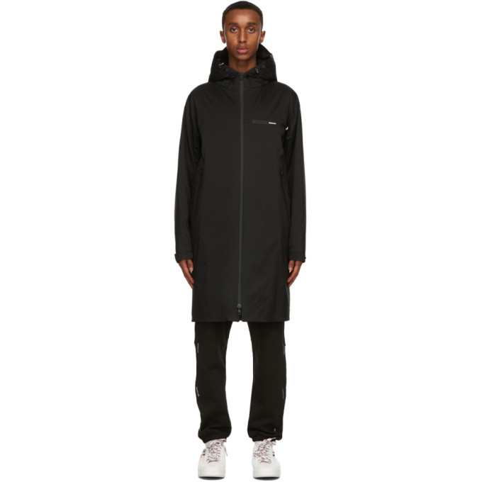 Moncler 黑色 Muguet 羽绒大衣