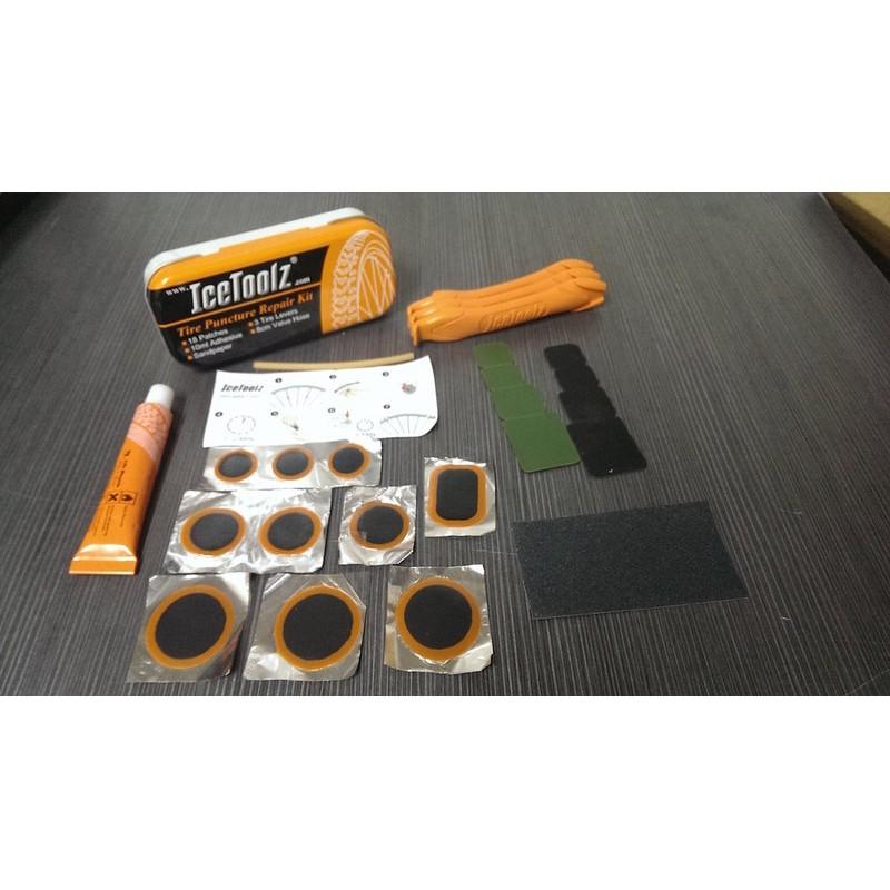 IceToolz 65A1 豪華版補胎工具組
