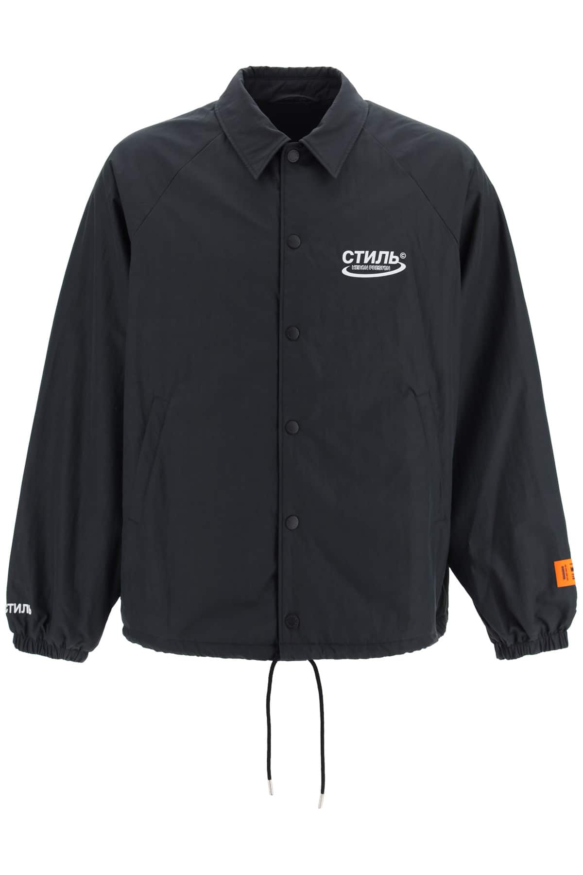 HERON PRESTON CTNMB COACH JACKET S Black Technical