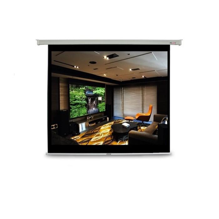 PENNY ATMAX1001680SR 100吋 豪華款劇院級軸心馬達電動幕 台灣專業保固 《名展影音》