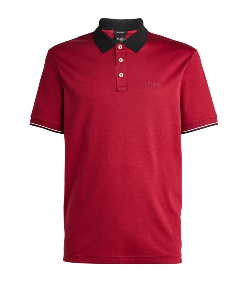 Boss Tonal Logo Polo Shirt