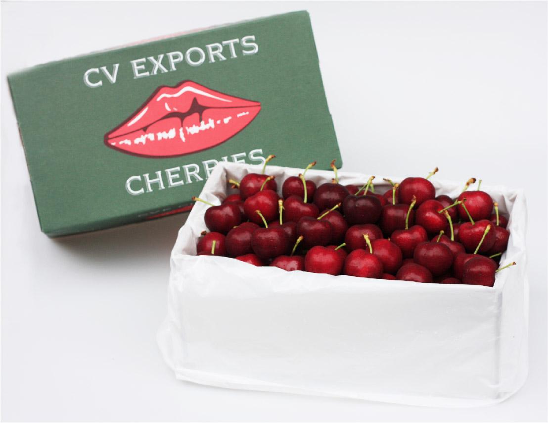 【紐西蘭最頂級大嘴巴櫻桃】32mm2公斤禮盒裝