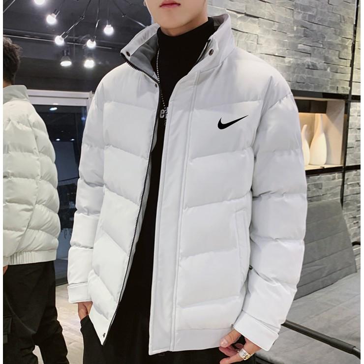 19新款 男生Nike 時尚百搭 秋冬男生棉服 潮流時尚百搭外套 冬季防寒羽絨服 保暖外套