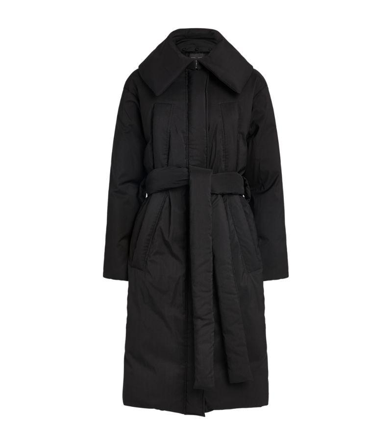 Proenza Schouler Belted Puffer Coat