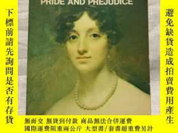 二手書博民逛書店Pride罕見and Prejudice「傲慢與偏見」Y187641 Jane Austin Penguin