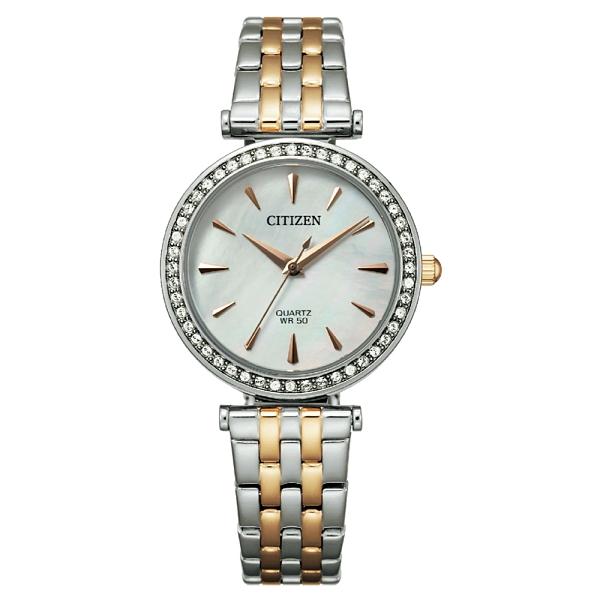 CITIZEN L系列 絕代風華時尚腕錶-ER0216-59D