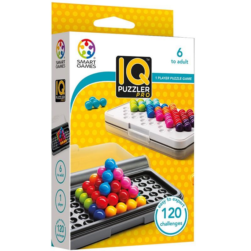 【比利時SMART GAMES】IQ 變形大挑戰