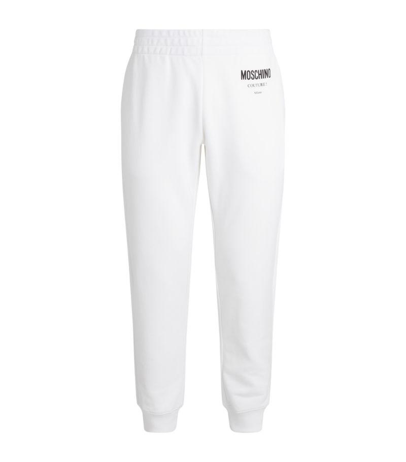 Moschino Logo Sweatpants