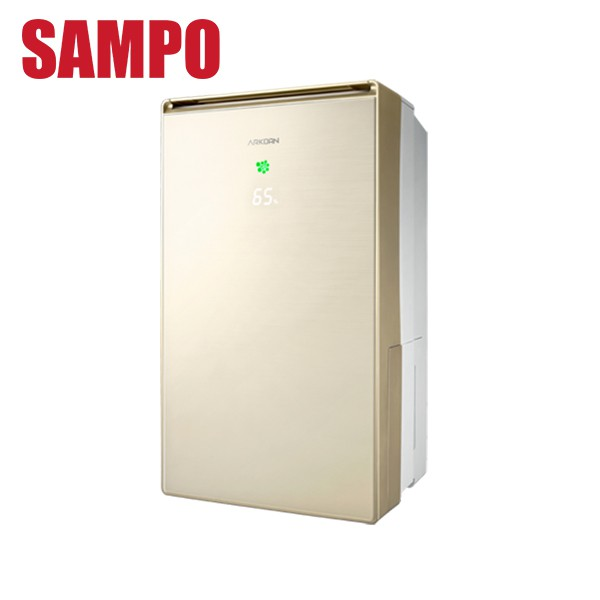 SAMPO聲寶 ARKDAN 20L甲殼素濾網PICO PURE清淨除濕機 DHY-GA20P 廠商直送