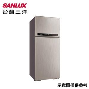 【SANLUX台灣三洋】533公升變頻雙門冰箱 SR-C533BV1A