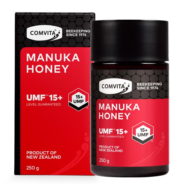 【Comvita 康維他】 UMF15+ 麥蘆卡蜂蜜250g