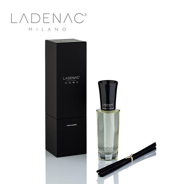 【西班牙皇室香氛 LADENAC】繁花似錦(黑色)FLORAL HESPERIDE 200ml 擴香瓶