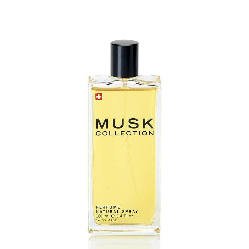 【Musk collection】經典黑麝香淡香精100ml(知性柑橘調)