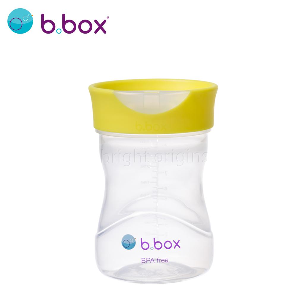 澳洲 b.box 學飲杯(檸檬黃)