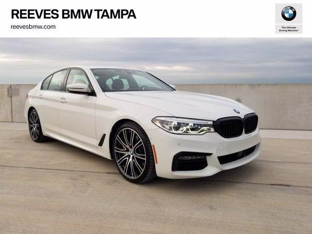 [訂金賣場]Certified 2020 BMW 540i