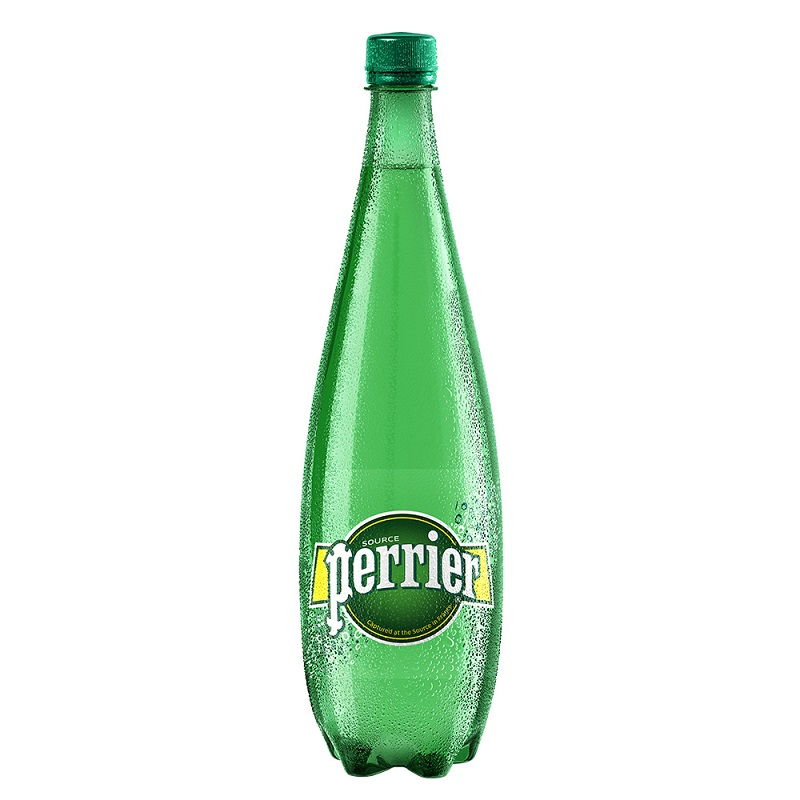 Perrier 汽泡礦泉水1Lx6