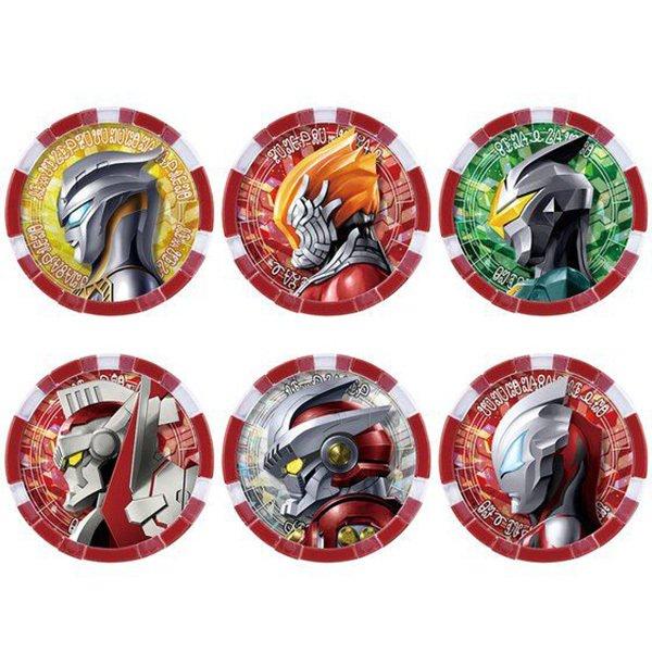 《超人力霸王》DX金幣 傳奇超人力霸王套組01