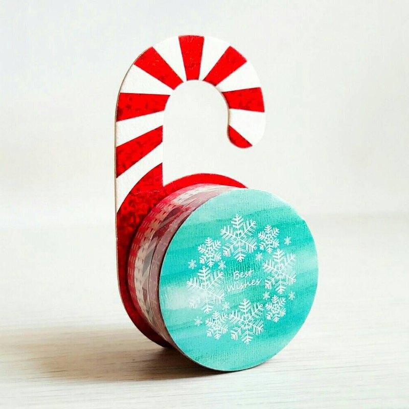 聖誕紙膠帶 Christmas-Collection 01 /4713077971857