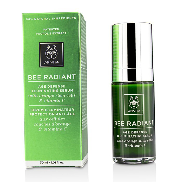 艾蜜塔 - 亮采精華素 Bee Radiant Age Defense Illuminating Serum