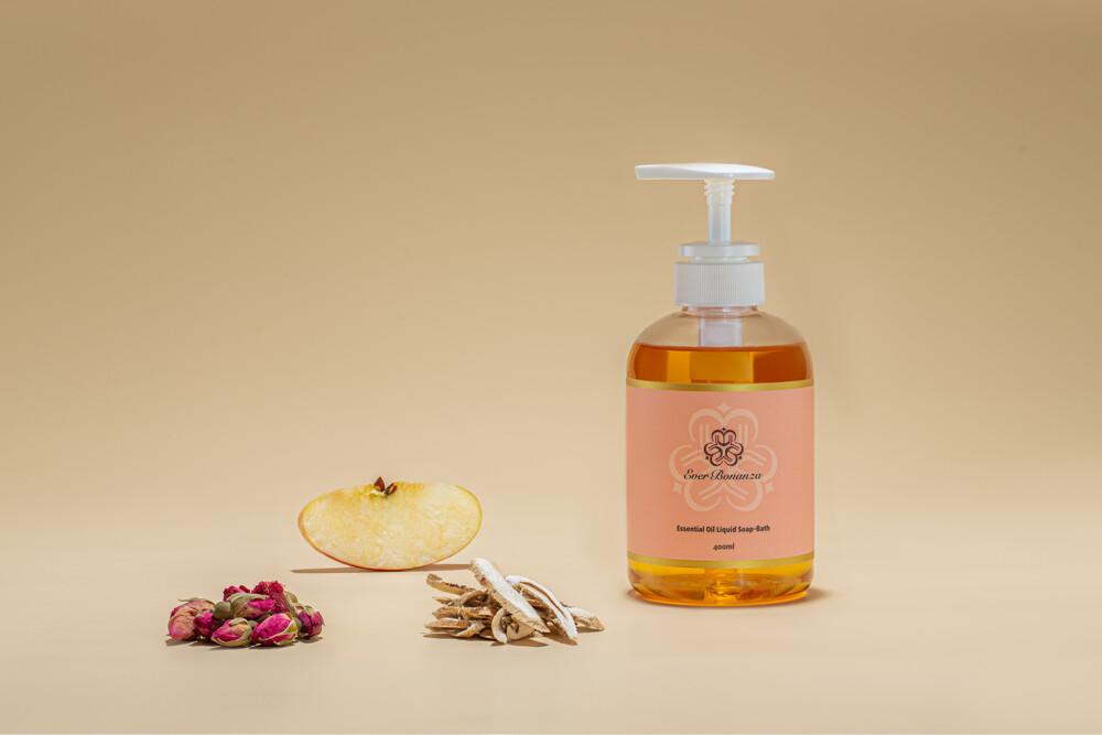 玫瑰花園液體皂