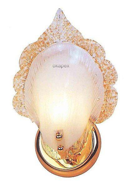 【燈王的店】手工 玻璃 壁燈 1燈 單燈 (走廊 走道 樓梯 玄關 手工玻璃 E27 燈具 可參考) TY652