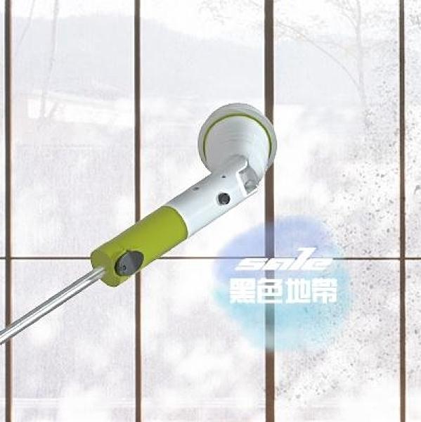 電動清潔刷 多功能無線電動清潔刷地板家用地刷清洗瓷磚長柄強力刷子浴室T