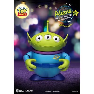 野獸國 迪士尼 DAH-022-玩具總動員-三眼外星人-雙人組