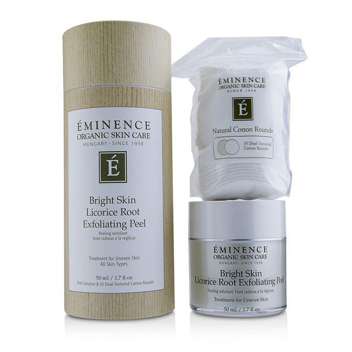 源美肌 - 亮膚去角質護理 Bright Skin Licorice Root Exfoliating Peel (附3