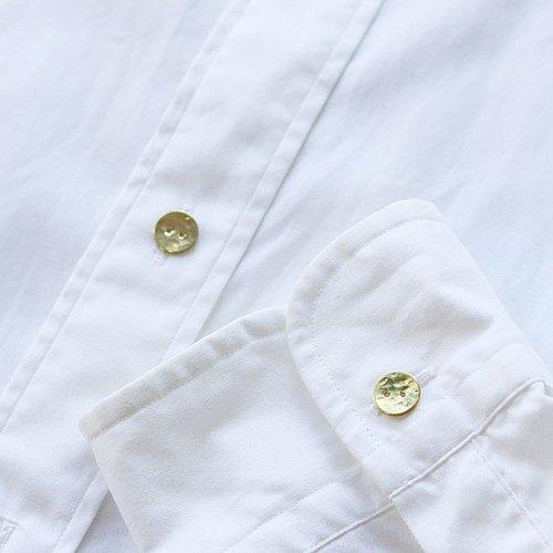 滿月按鈕(黃銅按鈕)11毫米5片閃光