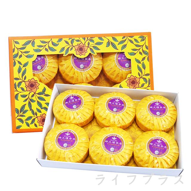 蜂王珍珠檀香皂-6入盒裝X6組