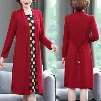 【韓國K.W.】(預購)韓國氣質百搭洋裝