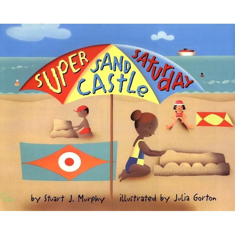 Super Sand Castle Saturday ─ Measuring【禮筑外文書店】[79折]