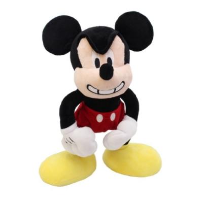 野獸國 迪士尼 18cm站姿標準版憤怒米奇