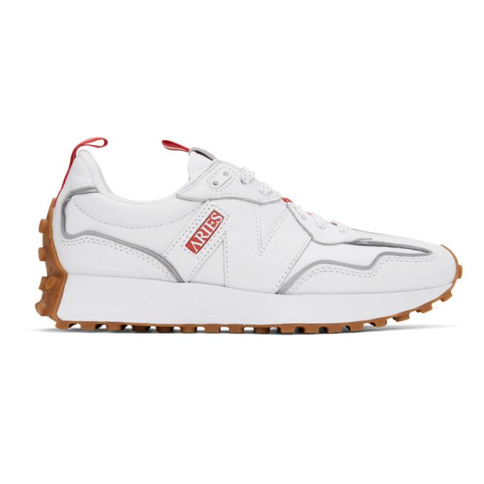 Aries 白色 New Balance 联名 MS327 运动鞋