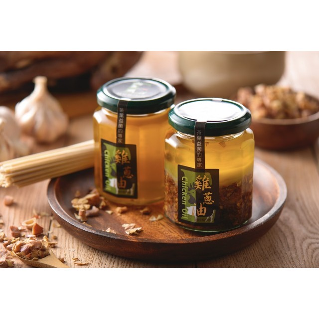 【益可福生態牧場】含蔥風味油 (250g/罐)