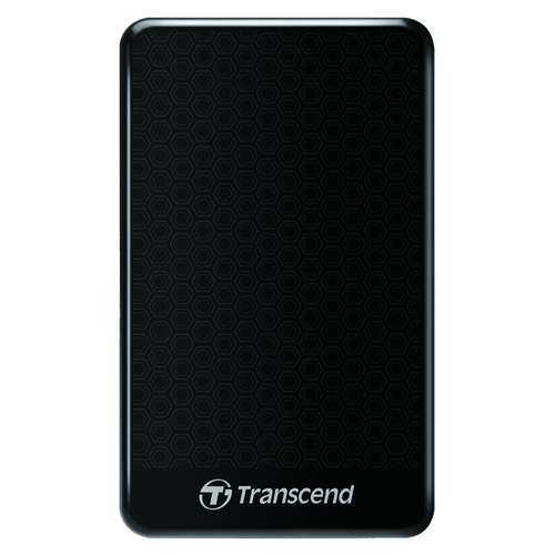 Transcend 創見 2.5吋 1TB A3 花紋防震黑 行動硬碟