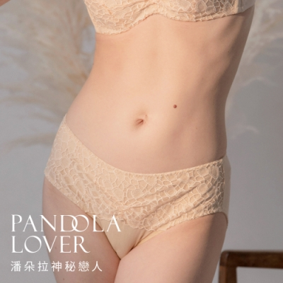 潘朵拉神秘戀人-蜂巢蕾絲內褲 703430(兩色)