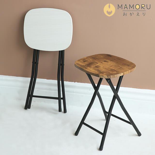 好購家居日系木紋圓角工藝摺疊椅凳 (凳子/摺疊凳/戶外椅/穿鞋椅)